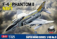 Zoukei-Mura SWS Super Wing Series No.9: 1/48 F-4J Phantom II Navy