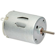 5000 RPM 6V High Torque Cylinder Magnetic Electric Mini DC Motor Silver CT L6L8