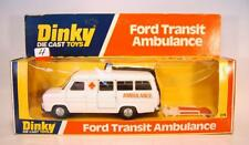 Dinky Toys 274 Ford Transit Ambulance in O-Box #014