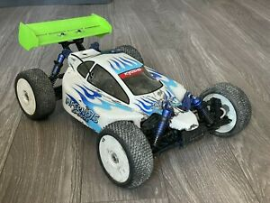 Kyosho Inferno 7.5 Sports BNR Needs a receiver and controller