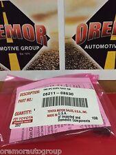 Genuine 2011 Scion tC Floor mat Clips 08211-08630 (Set of 2)