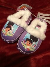 Nickelodeon Nella the Princess Knight Shoes Slippers Toddler Baby Girl M 7/8