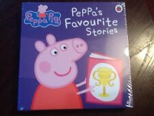 PEPPA'S FAVOURITE STORIES: TEN STORIES BOOKS IN A NEW UNOPENED PRESENTATION BOX