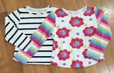 NEXT brand 2 adorable long sleeve shirts sz. 4-5 years