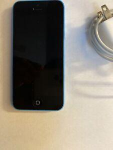 Apple iPhone 5c - 16GB - Blue (Unlocked) A1532 (CDMA + GSM)