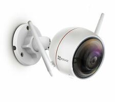 EZVIZ ezGuard 1080p HDR WiFi Remote Activated Strobe Siren Alarm Security Camera