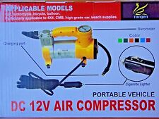 NEW Portable Air Compressor Electric Tire Infaltor Pump 12 Volt Car 150 PSI