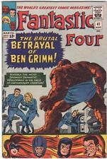 FANTASTIC FOUR (1961 Series) #41 - Very Good minus - 3.5