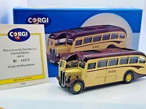 Corgi 1/50 Scale Diecast 97189 - AEC Regal Coach - Oxford