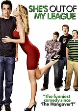 She's Out of My League (BRAND NEW DVD)  Jay Baruchel, Alice Eve