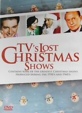 TV's Lost CHRISTMAS Shows Greatest Christmas Shows From the 1950's and 1960's
