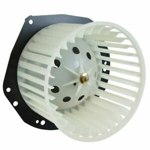 Heater AC Blower Motor for S10 Blazer Jimmy S-15 with Manual A/C