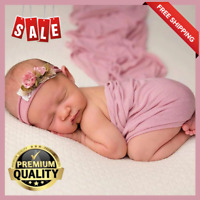 18'' Skya DIY Reborn Baby Doll Kit Lifelike Vinyl Unpainted Unfinished Toy Gift