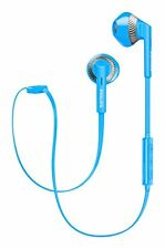 Philips SHB5250BL/00 Wireless Bluetooth Headset (Microphone, Tangle-Free Cable,