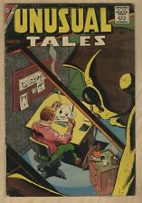 Unusual Tales 13 Sept 1958 Charlton Comics🛸 4.0 VG