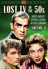 Lost Tv Of The 50s 3 (2017, DVD NIEUW)