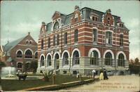 Charlottetown Prince Edward Island Post Office c1910 Postcard