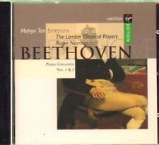 Beethoven(CD Album)Piano Concertos No.1 & 2-New