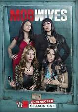 Mob Wives Uncensored - Season One (DVD, 2011) VH1