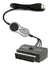 USB-Based European Scart RGB Composit RCA Video Frame Grabber