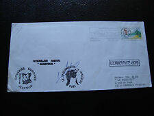 FRANCE - enveloppe 10/6/1992 (patrouilleur albatros) (cy25) french