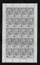 Ryukyu 1971 Choho Giwan #203 VFMNH sheet of 20 CV $10.00+