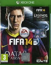 Fifa 14 - Jeu Xbox One / sans notice