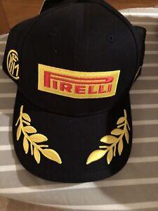 Nike Inter Milan X Pirelli Legacy91 Hat  Italy CN6968-010 NWT Soccer Futbol