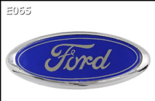Ford Logo Bonnet  Emblem Badge Escort Mondeo Fiesta Focus 115m