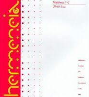 Matthew 1-7, Hardcover by Luz, Ulrich; Crouch, James E. (TRN); Koester, Helmu...