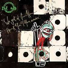 A Tribe Called Quest - We Got It From Here... Thank You 4 Your Service NEW CD