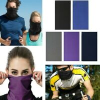 Bike Sun Face Shield Neck Gaiter Balaclava Neckerchief Bandana Headband Best