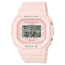 Casio BABY-G SHOCK BGD560-4 Matte Pink Standard Digital Alarm 200m Ladies Watch