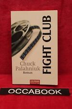 Fight Club (Allemand) - Chuck Palahniuk - Livre - Occasion