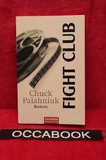 Fight Club (Allemand) - Chuck Palahniuk - Livre - Occasion