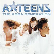 A*TEENS : THE ABBA GENERATION / CD (STOCKHOLM RECORDS 1999) - NEUWERTIG