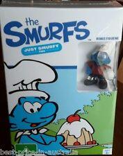 The SMURFS - Just Smurfy: Set 2 DVD+SMURF SOCCER PLAYER FIGURINE BRAND NEW R4