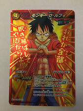 "One Piece Miracle Battle Carddass Promo OP 47 Version ""Not For Sale"""
