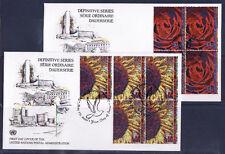 c/ ONU enveloppe   serie ordinaire    2001