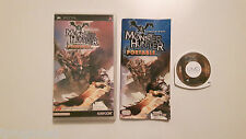 MONSTER HUNTER PORTABLE GIOCO PSP VERSIONE GIAPPONESE