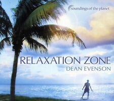 Dean Evenson - Relaxation Zone [New CD] Digipack Packaging