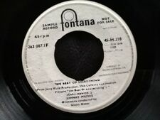 JOHNNY MATHIS .THE BEST OF EVERYTHING / CHERIE . 1959 . Rare SAMPLE  DEMO