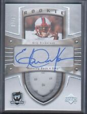 2013-14 THE CUP CROSBY TRIBUTE ERIC DICKERSON PATCH AUTO # 3/10