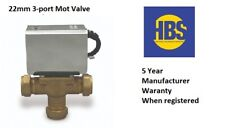 3 port 22mm Mid-Position Valve ,Replacement for V4073 replacement for honeywell