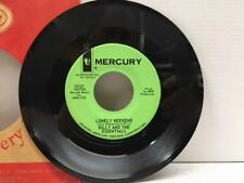 BILLY & THE ESSENTIALS 45 PROMO LONELY WEEKEND / YOUNG AT HEART NEAR MINT+ L@@K