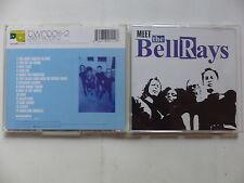 CD Album THE BELLRAYS Meet 2467-80011-2