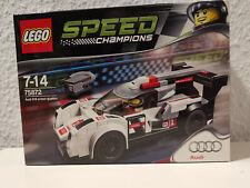 LEGO® Speed Champions 75872 Audi R18 e-tron quattro NEU OVP