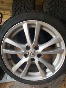 """Lexus Toyota 18"""" Alloy Wheels 5 X 114.3"""