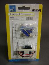 ESU 51804 Präzisions-Servoantrieb / Servo Servomotor/ Neu & OVP vom Fachhändler