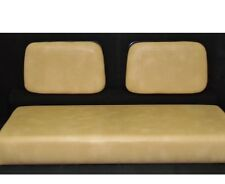 Club Car Seat Covers For 1982-1999 Golf Carts Staple On Tan Marine Vinyl